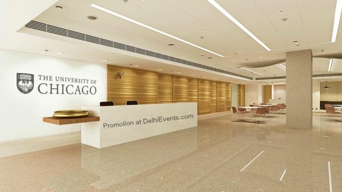 University of Chicago Center Reception